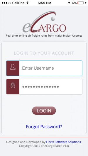 Air Freight Rates on the App Store