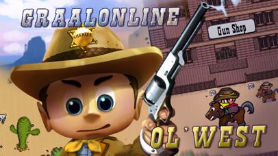 GraalOnline Ol'West screenshot one