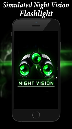 Night Vision Flashlight Thermo On The App Store