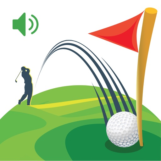 Golf GPS Rangefinder Audio Edition - FreeCaddie
