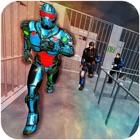 Robot Futurista: Prison Escape Survival 2017 icon
