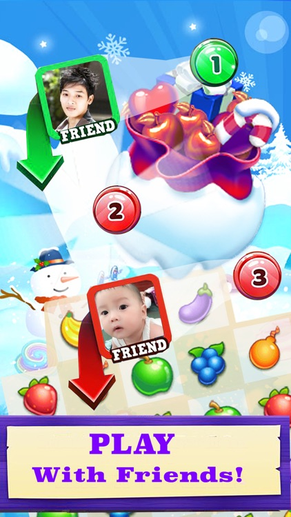 Fruit Frozen Frenzy screenshot-3