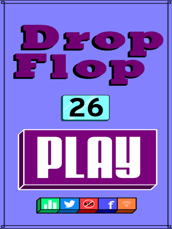 Drop Flop! Screenshots