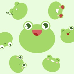 Froggy the Cute Frog