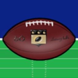 Goal Line - On the 2 yard line