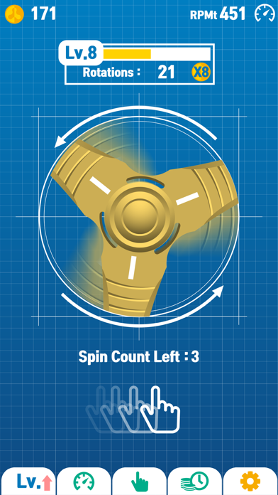 My Pet Fidget Spinner screenshot two