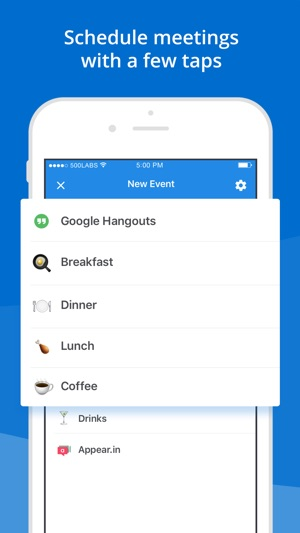 upnext daily calendar planner on the app store