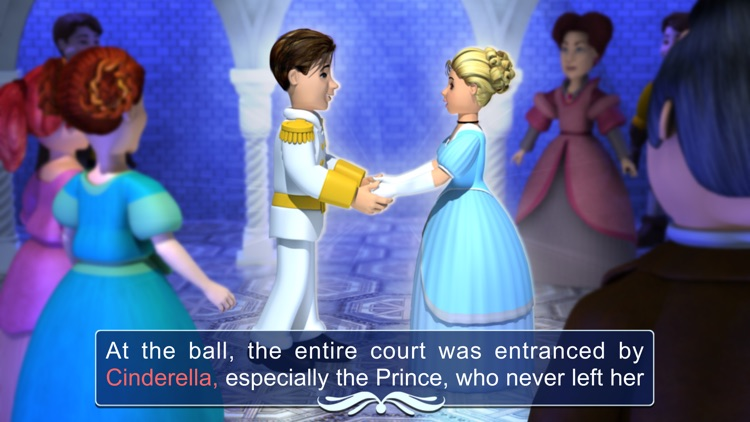 Cinderella - Book & Games