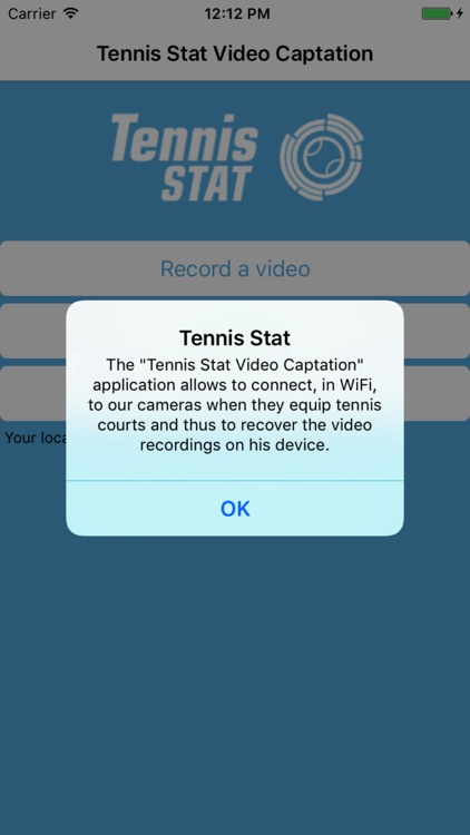 Tennis Stat Video Captation