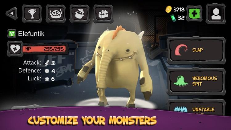 Monster Buster: World Invasion screenshot-3