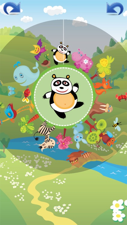 Animal puzzle for kids and toddlers screenshot-0