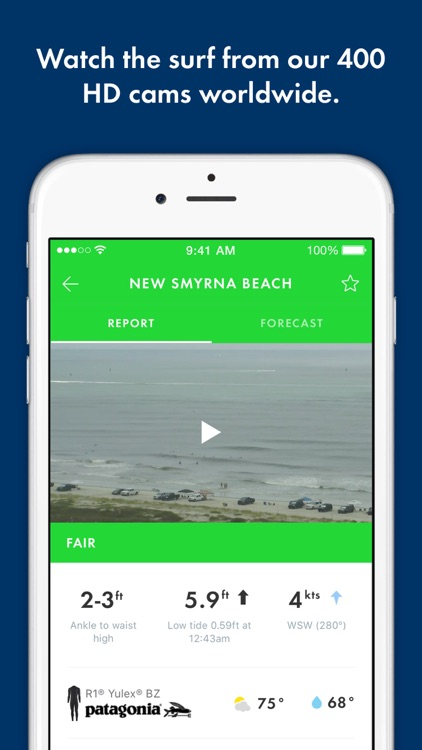 Surfline screenshot-2