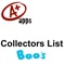 Unofficial Boos Collectors List