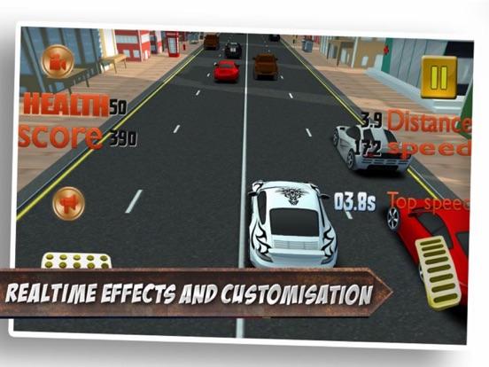 Crazy Racing City - Car Speed screenshot 4