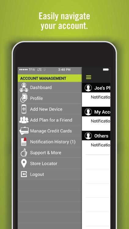 GoSmart My Account App screenshot-4