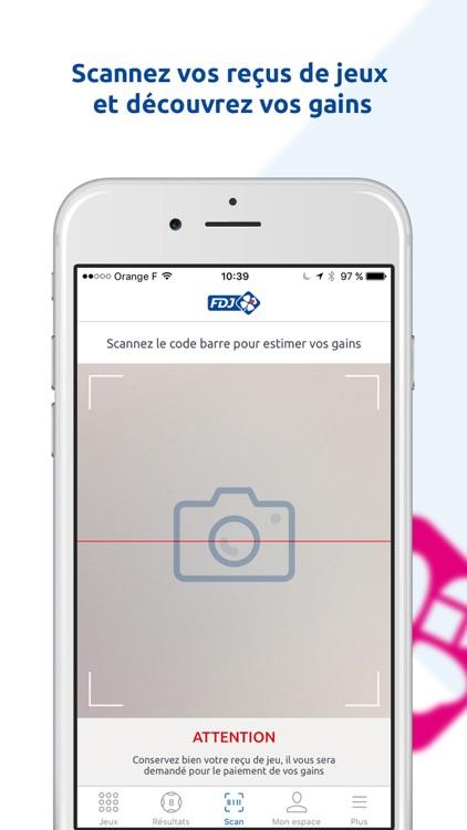 FDJ® (officiel) screenshot-4