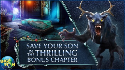 Dark Romance: Curse of Bluebeard - Hidden Objects screenshot 4