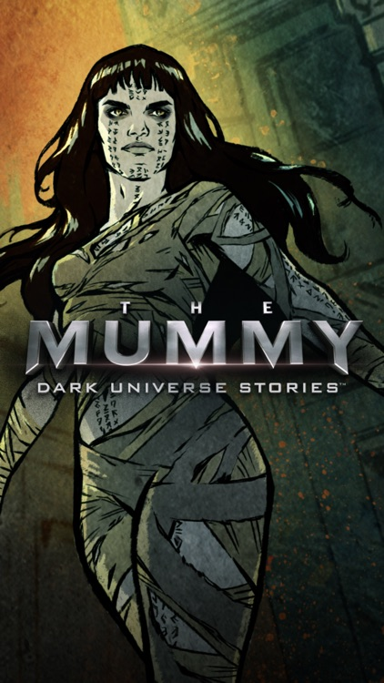 The Mummy Dark Universe Story