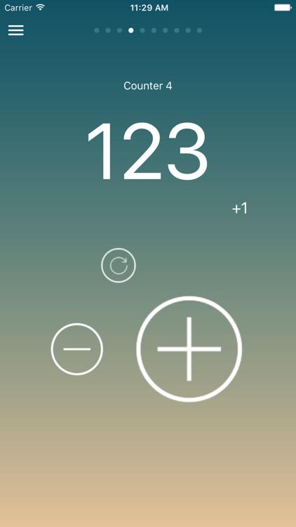 Counter-+ screenshot-3