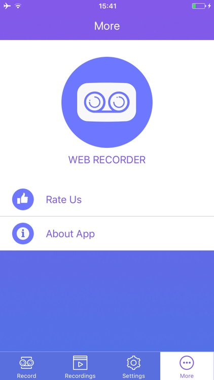Web Recorder - Record Video HD for Browser