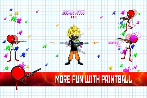 Sniper Shooter Stickman Fury - náhled