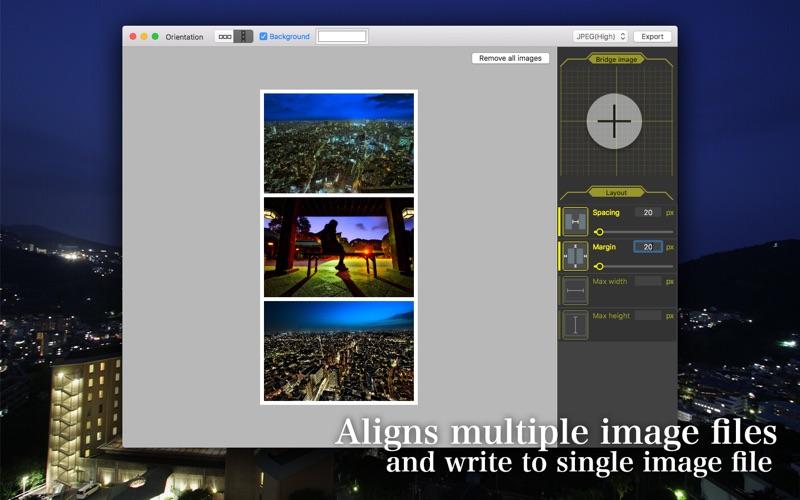 Tunacan - Image concatenator for Mac