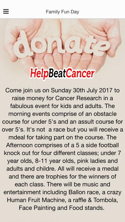 Help Beat Cancer