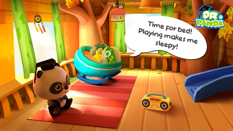 Dr. Panda & Toto's Treehouse screenshot-4