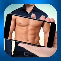 X-ray Underwear Scanner - Simulator