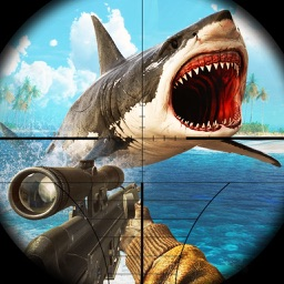 Hungry Fish Simulator - Shark Spear-fishing Games