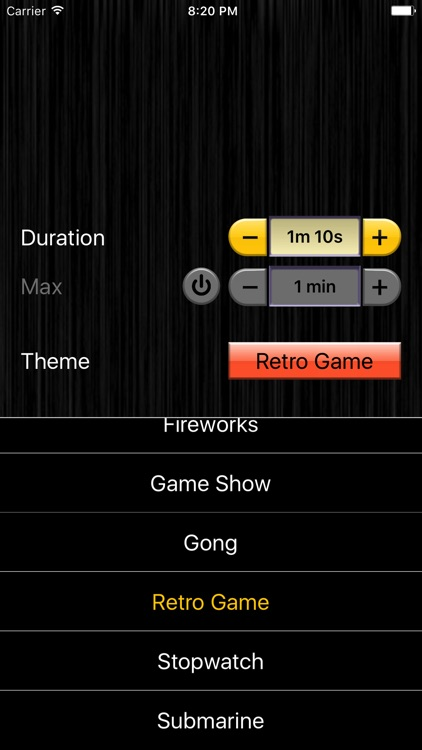 Party Game Timer screenshot-4