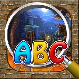Hidden Object of Missing Alphabets