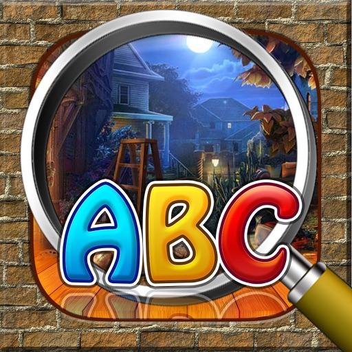 Hidden Object of Missing Alphabets