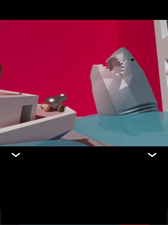 脱出ゲーム サメがいる部屋からの脱出のおすすめ画像2