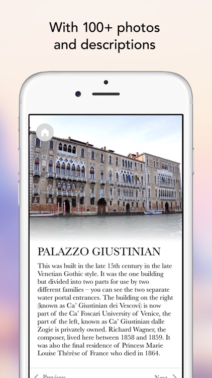 Venice Grand Canal Guide screenshot-3