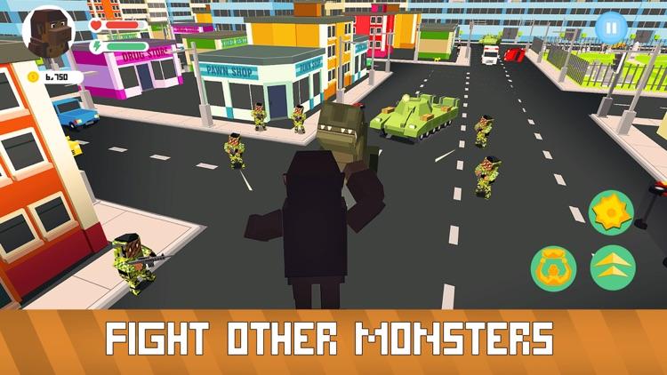 Blocky Monsters Smash screenshot-3