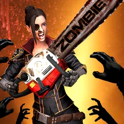 Chainsaw Zombie Hunter: Apocalypse Survival Battle