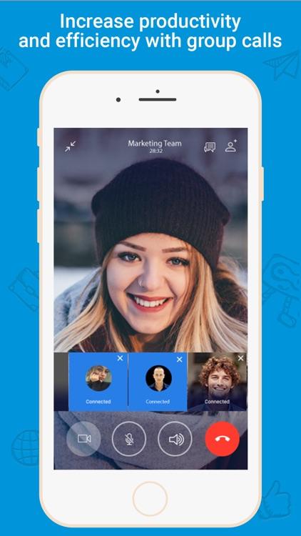 Solaborate Messenger screenshot-3