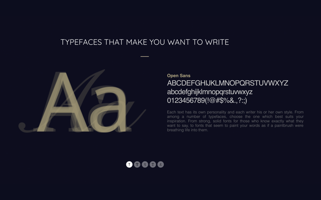 Zenwriter online