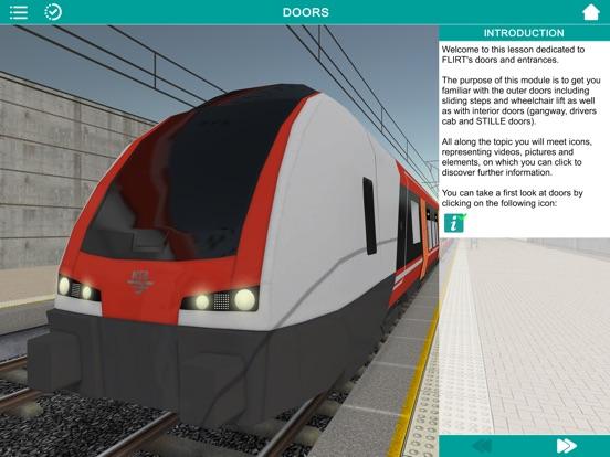 iPad Image of TrainLab