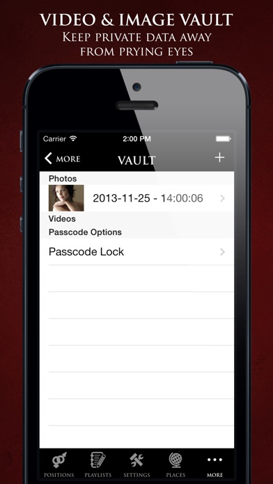 Screenshot for Pocket Kamasutra - Sex Positions and Love Guide in United States App Store