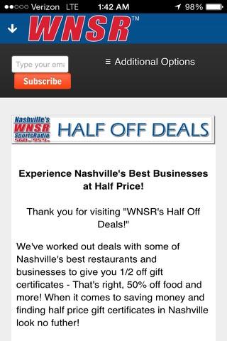 Nashville Sports Radio - náhled