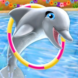My Dolphin Show: Pet animal game for girls & kids