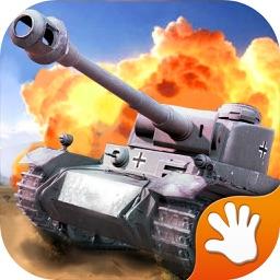 王牌装甲师-坦克策略卡牌手游