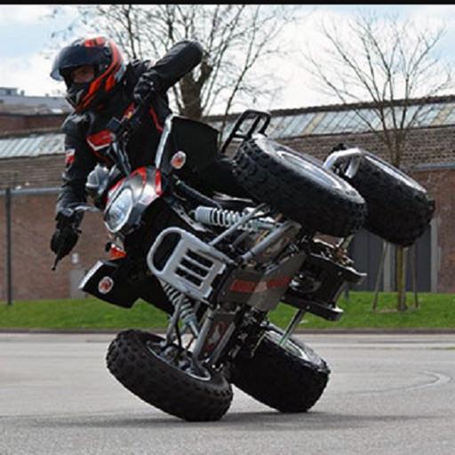 Crazy Quad Bike Stunts Driving & Racing Simulator