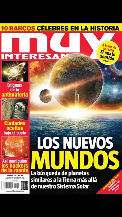 Muy Interesante Revista