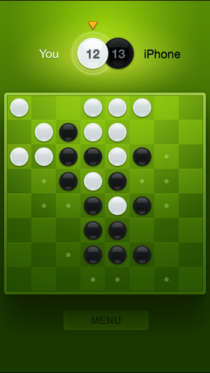 Fresh Reversi Screenshot