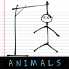 Eduardo Raizer - Hangman: Animals artwork