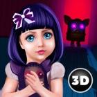 夜でのタレット家3D icon