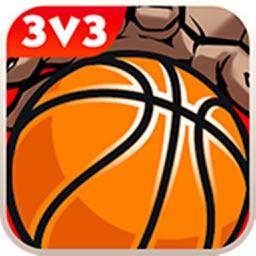 街篮王者-来场真正的街头3V3篮球